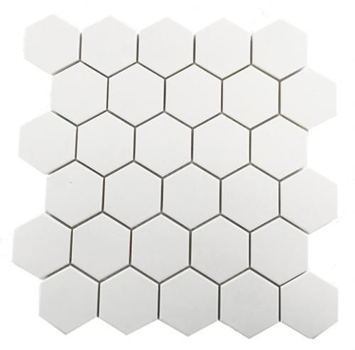 5x5 esagono su rete FLUORO